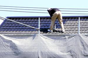 家屋の屋内外の修理・補修